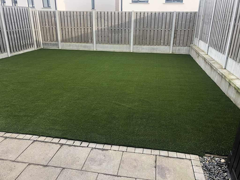 Rathfamham Dublin with Artificial Grass