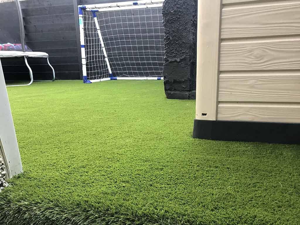Finglas Dublin with Artificial Grass