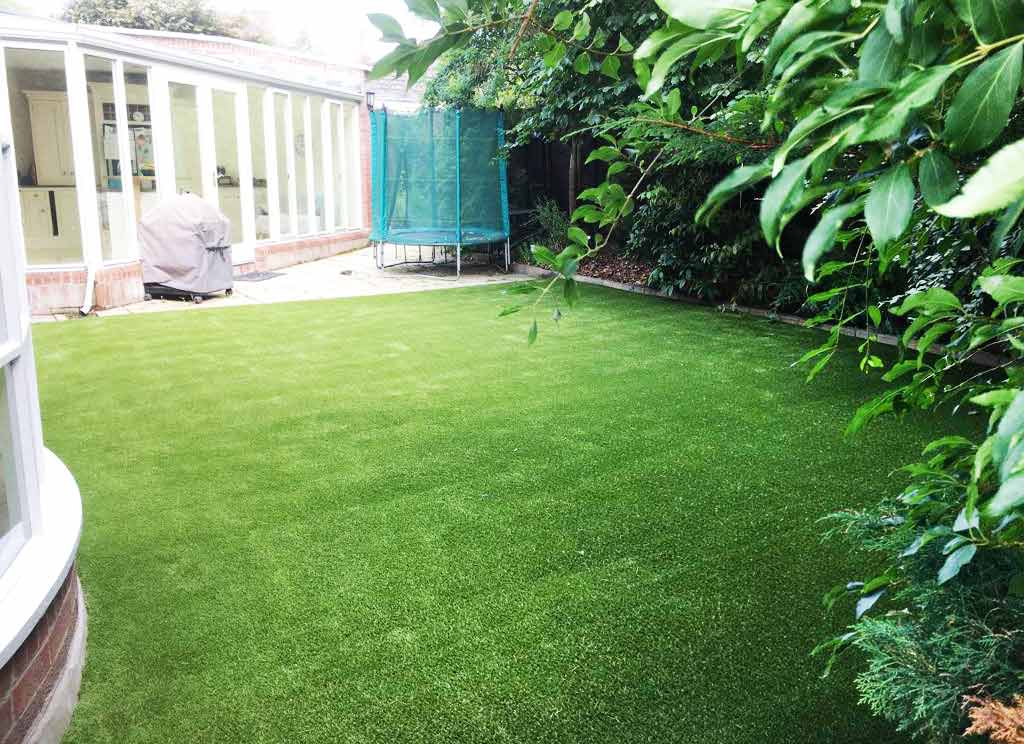 Artificial Grass installation South County Dublin