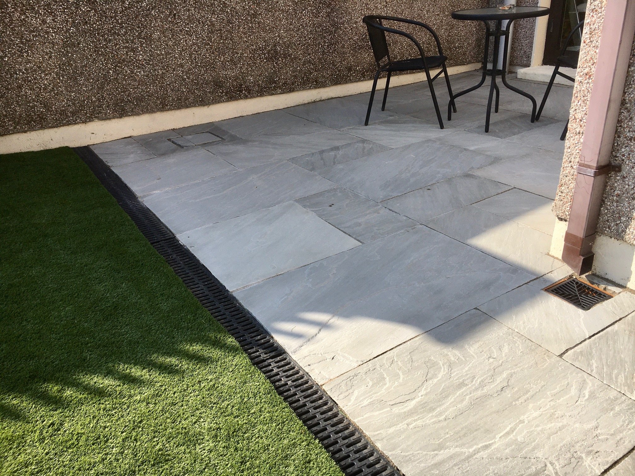 Artificial Grass Midleton Co Cork back and front gardens
