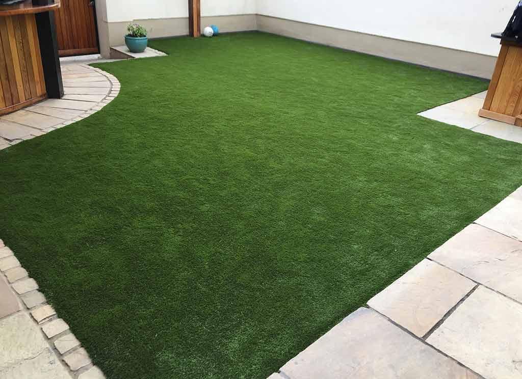 Artificial Grass Installers Carlow Garden